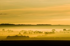Dawn over Windmill Hill n...